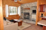 Cabin 20, Gunflint Lodge, February 2013.