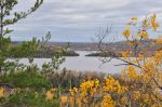 Gunflint Narrows, October 2013.
