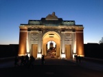 Menin Gate, March 2014.
