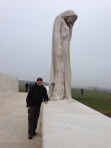Statute of Mother Canada, March 2014.