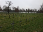 Neuville-Saint-Vaast German Cemetery, March 2014.