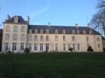 Chateau du Baffy, March 2014.