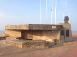 German bunker at Nan White Sector, Juno Beach, March 2014.