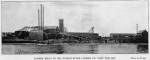 Pigeon River Lumber Company Mill, Fort William, ON c. 1900