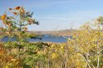 Gunflint Lake, October 2014.