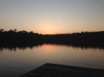 Bass Lake, August 2015.